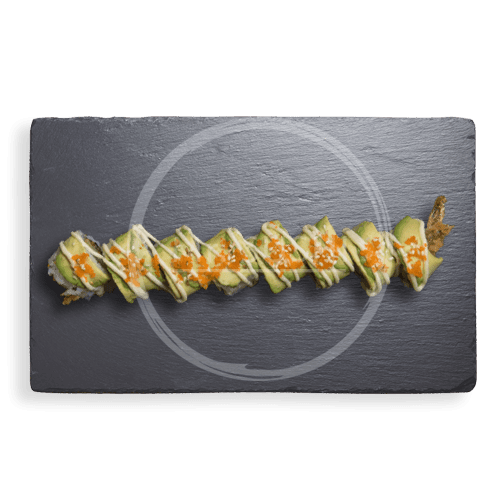 Foto Soft shell crab maki